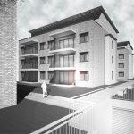 Mehrfamilienhäuser Umkirch Visualisierung 2