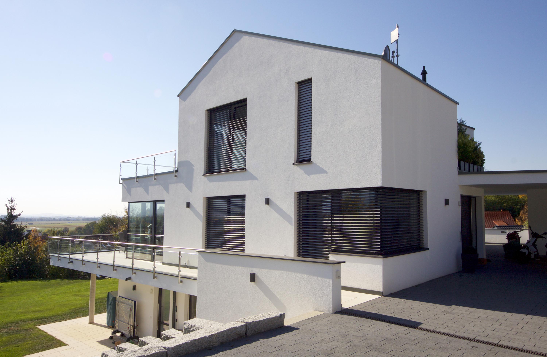 Haus G - Einfamilienhaus am Hang in Freiburg-Munzingen ...